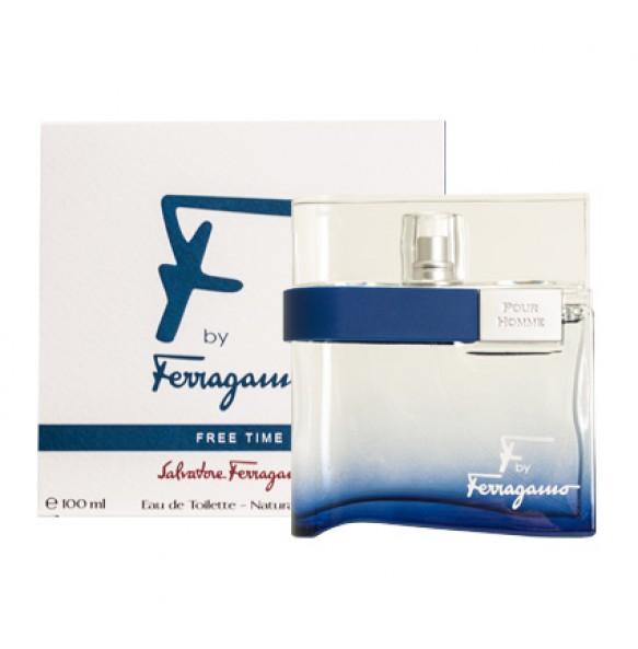 Salvatore Ferragamo F by Ferragamo Free Time EDT FOR MEN 0b71b9e3c7