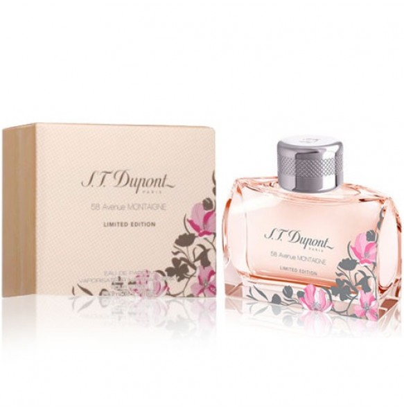 S.T. Dupont 58 Avenue Montaigne Intense EDP FOR WOMEN