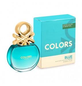 Benetton Colors de Benetton Blue EDT FOR MEN