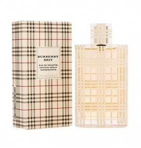Burberry Brit EDT FOR WOMAN