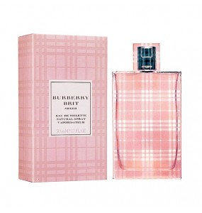 Burberry Brit Sheer EDT FOR WOMAN