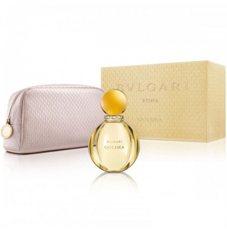 Bvlgari Goldea Set (EDP 90ml + Bag) FOR WOMAN