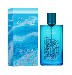 Davidoff Cool Water Coral Reef EDT FOR MAN