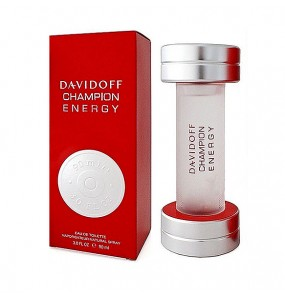 Davidoff Champion Energy EDT FOR MAN
