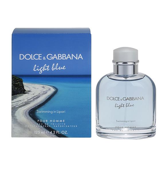 007d938271 Dolce & Gabbana Light Blue Swimming in Lipari EDT FOR MAN