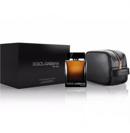 Dolce&Gabbana The One Eau de Parfum Set (EDP 150ml + Bag) FOR MAN