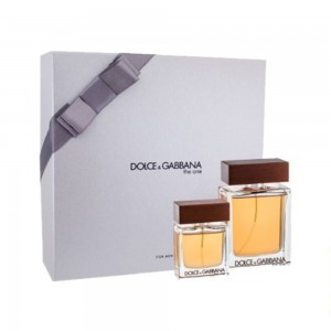 Dolce & Gabbana The One Set (EDT 100ml + EDT 30ml) FOR MAN