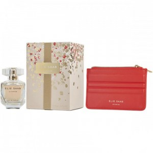 Elie Saab Le Parfum Set (EDP 50ml + Pouch) FOR WOMAN