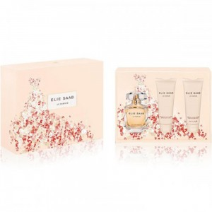 Elie Saab Le Parfum Set (EDP 90ml + BL 75ml + SG 75ml) FOR WOMAN