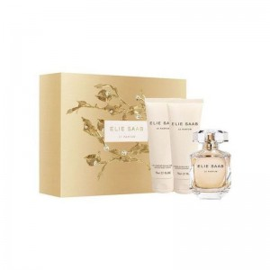 Elie Saab Le Parfum Set (EDP 50ml + BL 75ml + SG 75ml) FOR WOMAN