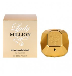 Paco Rabanne Lady Million EDP FOR WOMAN