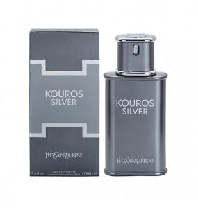 Yves Saint Laurent Kouros Silver EDT FOR MAN